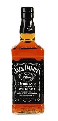 Whisky Jack Daniels Old No.7 750ml 100% Original