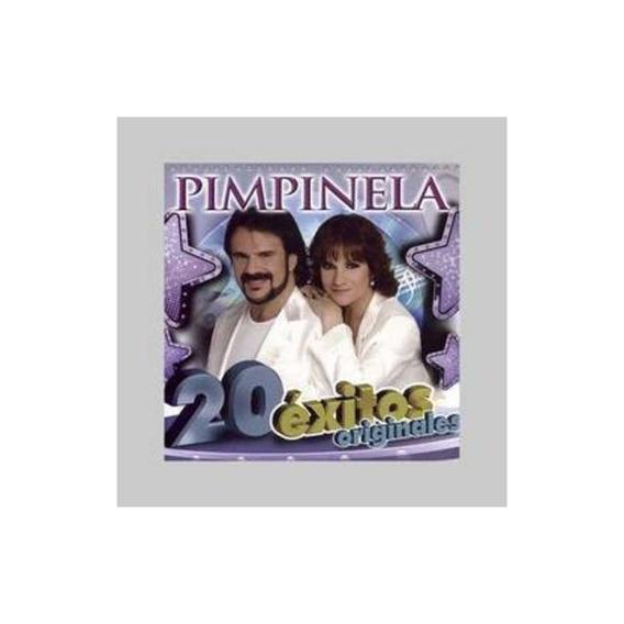 Pimpinela 20 Exitos Originales Cd Nuevo
