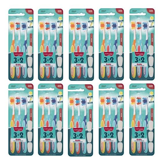 Kit 30 Escovas Dentais Extreme Cleaning Oral Care - Atacado