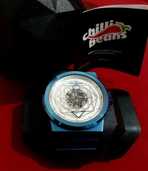 Relógio Chilli Beans - Coleção 4 Elementos