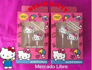 Audífonos Sanrio Hello Kitty