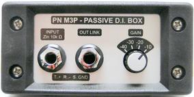 Direct Box Pn M3p Passivo Da Eam Som Profissional