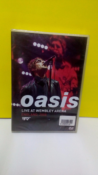 Blu-ray Oasis - Live At Wembley Arena 2008 Lacrado