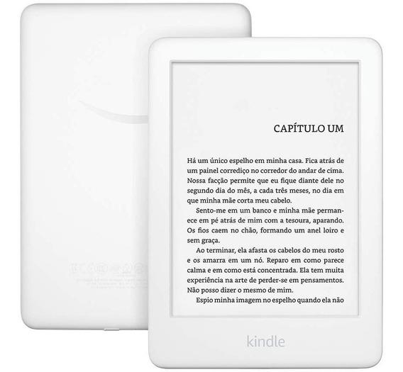 Amazon Kindle 10ª Geração Tela 6 Wi-fi Luz Embutida Branco