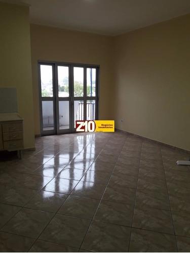 Sl00900 - Au. 70m² - Excelente Salão Comercial No Piso Comercial Com Localização Privilegiada - Cecap - Indaiatuba - - Sl00900 - 33675949