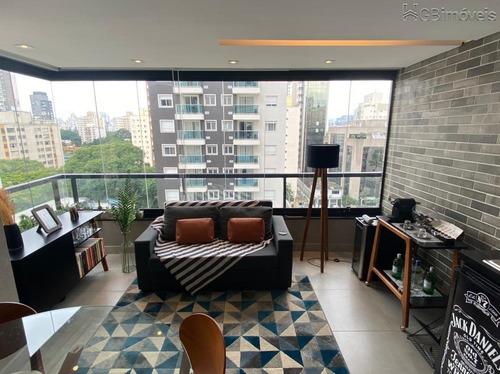 Imagem 1 de 15 de Apartamento - Vila Olimpia - Ref: 120 - V-a-vncas1010