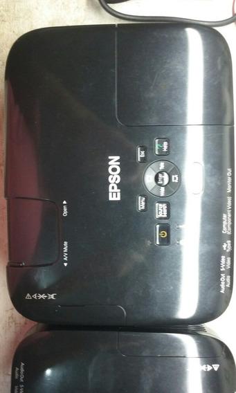 Projetores Epson Powerlite S10 Mod H369a