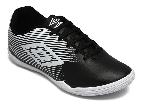 Tênis Futsal Indoor Umbro F5 Light Preto