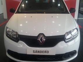 Renault Sandero 1.6 Expression Anticipo Y Cuotas Car One
