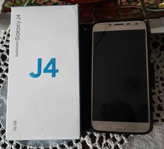 Samsung Galaxy J4 16gb Dorado