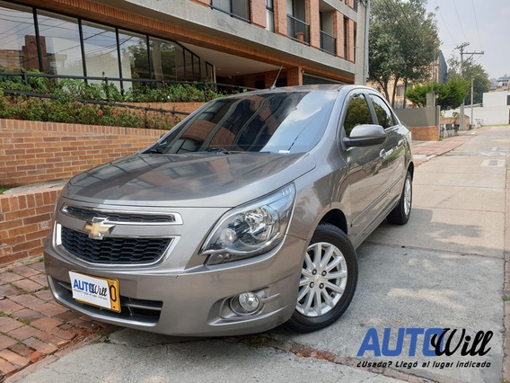 Chevrolet Cobalt Co Ltz At 1800cc 4p 2ab