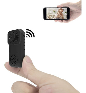 Cámara Oculta Espía Inalámbrica Wi-fi Mini Detección Movimie