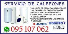 Calefónes - Lavarropas - Aires Acondicionados - Heladeras