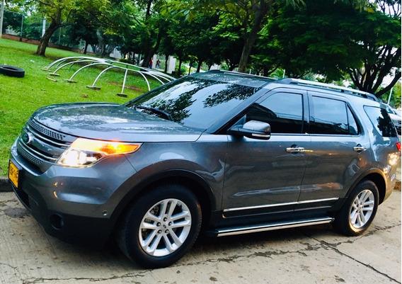 Ford Explorer Limited 2014 Perfectas Condiciones