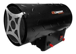 Cañon Calefactor Lusqtoff 13000kcal Gas Encendido Eléctrico