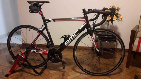 Bicicleta Ruta Teammachine Bmc Slr02 - Cuadro Carbono
