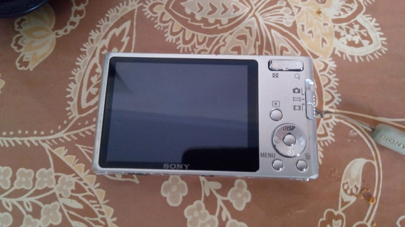 Câmera Digital Sony Cyber-shot Dsc-w530