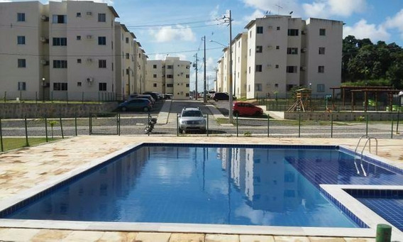 Apartamento Em Dois Carneiros, Jaboatão Dos Guararapes/pe De 50m² 2 Quartos À Venda Por R$ 130.000,00 - Ap347004