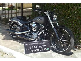 Harley Davidson Softail Breakout Fxsb