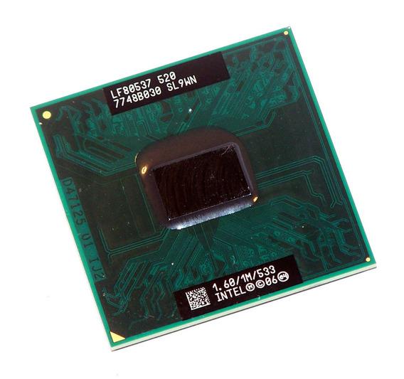Processador Intel Celeron Lf80537 520 1.6ghz Frete Grátis