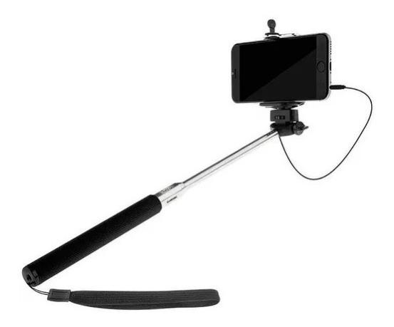 Pau De Selfie Para Celular Com Bastão Retrátil Informatica