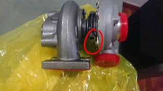 Turbocargador Para Caterpillar 416c Y 416d