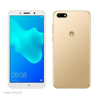 Huawei Y5 2018 Ram 1gb Rom16gb 8mpx Quad Core- Dorado