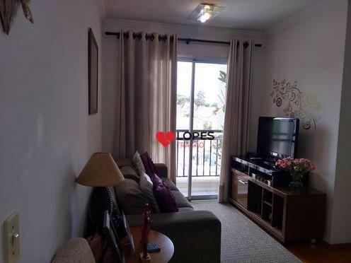 Imagem 1 de 12 de Apartamento Com 2 Dormitórios À Venda, 48 M² Por R$ 360.000,00 - Mooca - São Paulo/sp - Ap2233