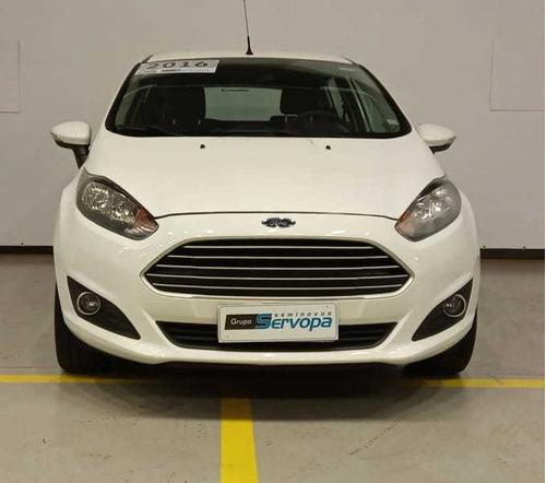 Ford Fiesta 1.6 Se Hatch 16v Flex 4p Powershift