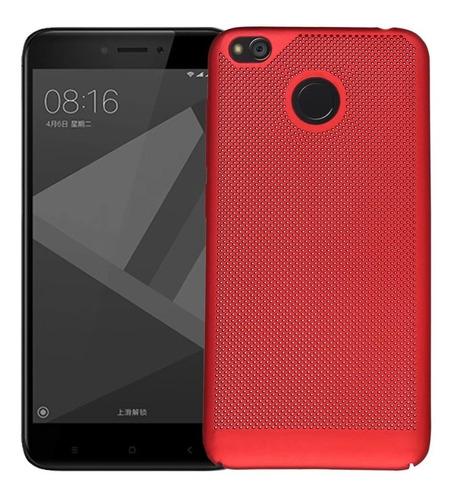 Case Tipo Malla Para Xiaomi Redmi 4x