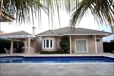 Casa Residencial Para Locação No Condomínio Plaza Atheneé Em Itu. - Ca3501