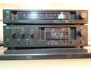 Amplificador Y Sintonizador Sansui Muy Poco Uso