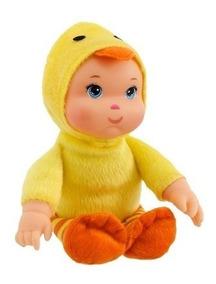 Patinho Amiguinho Da Floresta - Anjo Brinquedos- 28cm