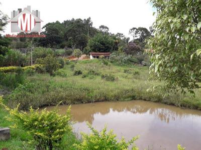 Chácara Com Lago, Casa Simples Com 2 Dormitórios À Venda, 4700 M² Por R$ 150.000 - Rural - Socorro/sp - Ch0419