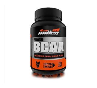 Bcaa Premium Series 120 Capsulas - New Millen