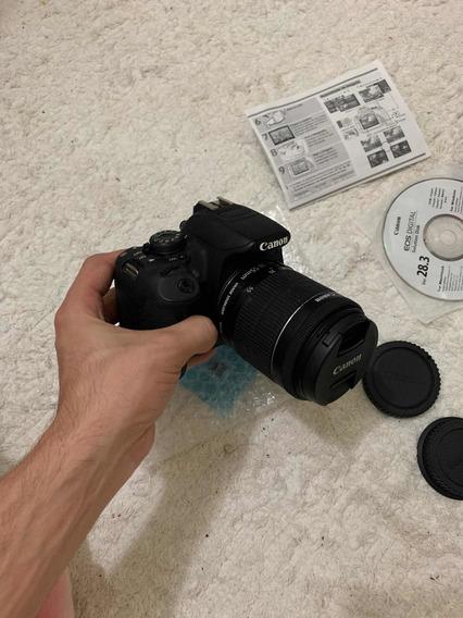 Câmera Cânon T5i Completa