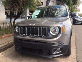Jeep Renegade Sport De Contado! 0km Linea Nueva