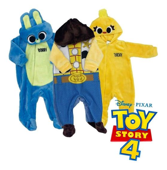 Paquete De 3 Mamelucos De Disney Toy Story A Precio De 2