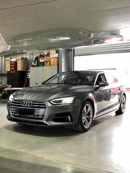 Audi A5 2.0tfsi Sportback 252cv Quattro 2018 Hoffen Motor