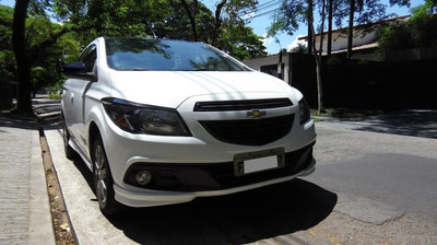 Chevrolet Onix 1.4 Effect Spe/4 2014/2015