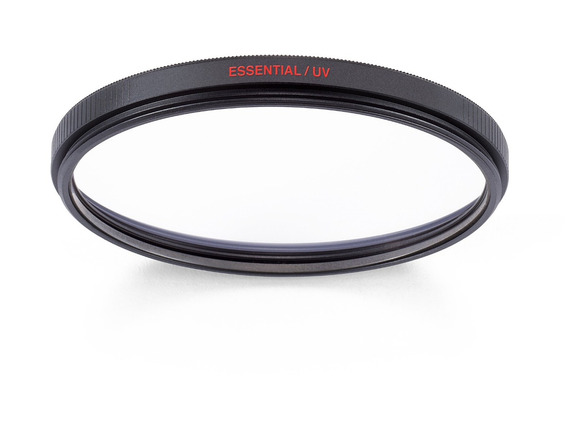 Manfrotto Mfessuv-62 Filtro Uv Essential 62mm