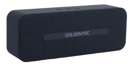 Caixa Som Bluetooth 6w Goldentec Gt Soundsync Gt201p Ap0385