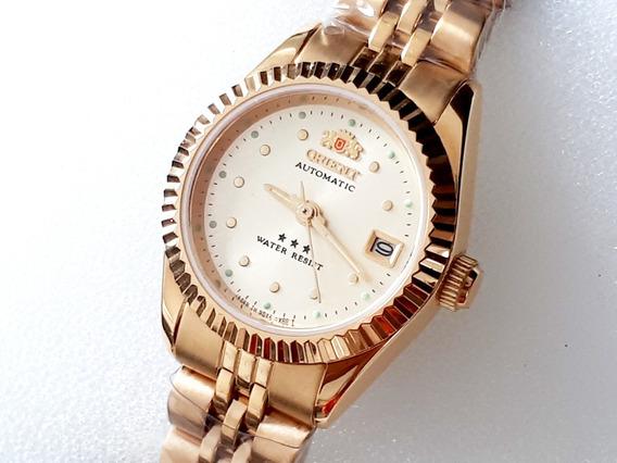 Relógio Orient Automático Feminino 557lu7 - Novo, Original