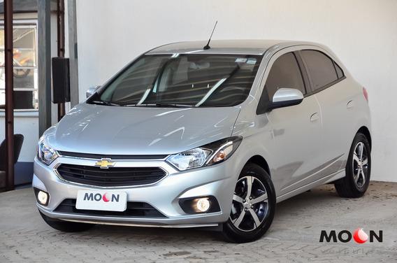 Chevrolet Onix Ltz 1.4 Automático Prata 2019 Unico Dono Top