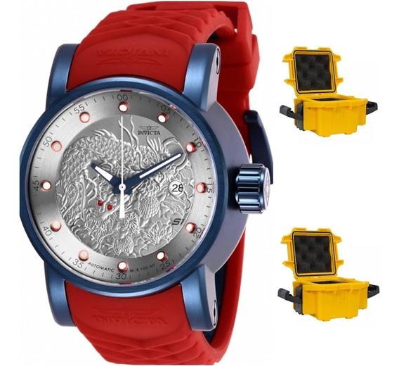 Relógio Invicta S1 Rally Automatico Lançamento Original.