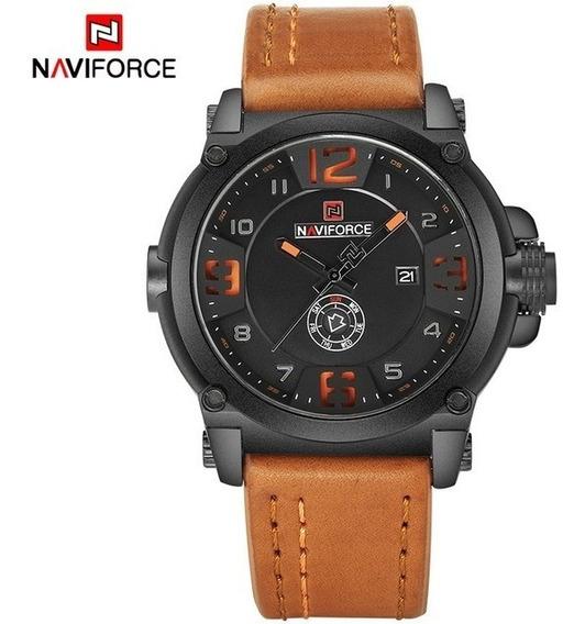 Relógio Masculino Naviforce 9099 Estilo Militar Esportivo