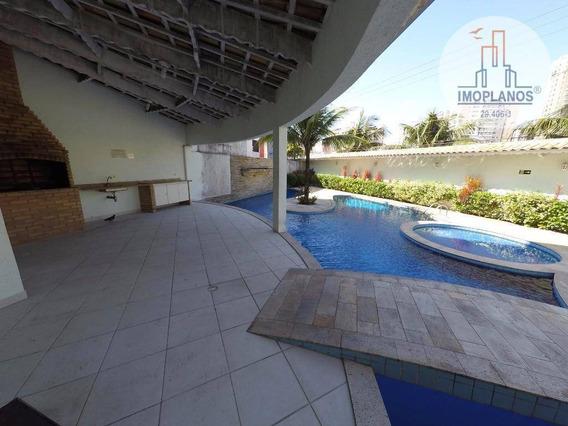 Sobrado Com 3 Dormitórios À Venda, 132 M² Por R$ 430.000 - Canto Do Forte - Praia Grande/sp - So0419