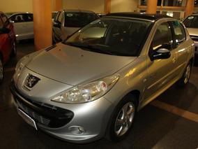 Peugeot 207 Quicksilver 1.4 (teto Solar) - 2010/2011