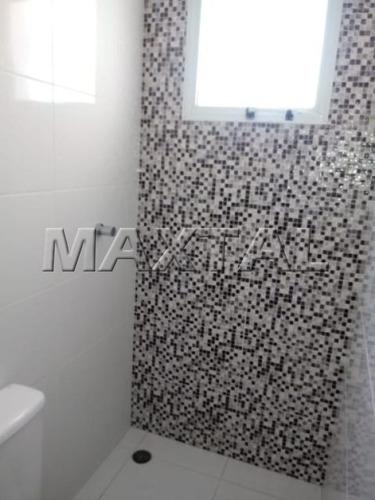 Imagem 1 de 15 de Condomínio Fechado Vila Nivi Com 2 Dormitórios - Mi84893