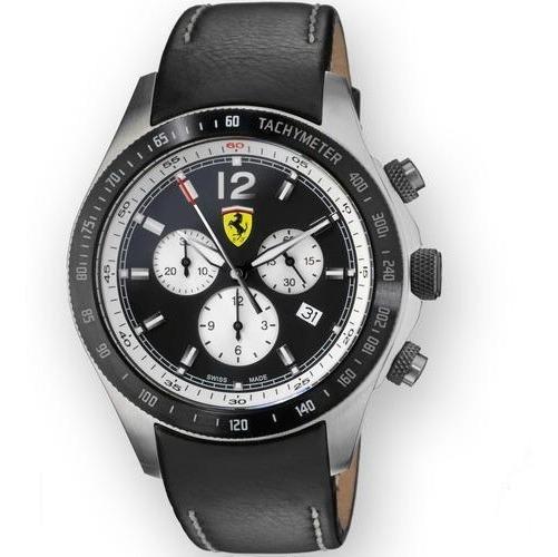 Relógio Scuderia Ferrari Chrono Importado Suiça 100%original